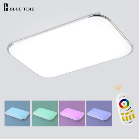 Modern Fashion 12W/15W Smd5730 Led Kitchen Lamp Round Square Ceiling Light Bathroom Lamp Ac180V~265V Shipping