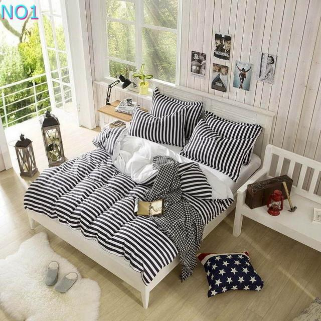 new style bedding sets blue feather plus cotton quiltduvet cover bed sheet pillowcase 34 pcs home bedding queen full twin size