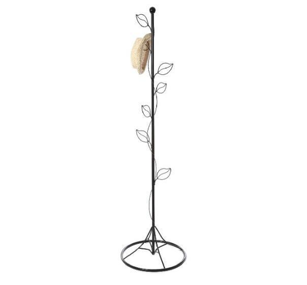 $225.40- 100% metal coat rack longevity anti rust folding iron hangers white/black/bronze coat racks stand living room furniture