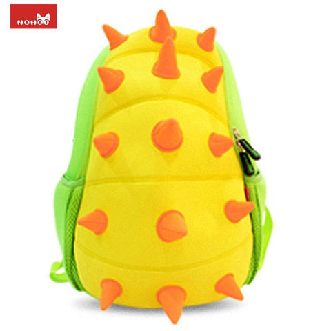 $60.30- Nohoo Animals Waterproof Kids Baby Bags Kindergarten Neoprene Dinosaur Children School Bags For Girls Boys Cartoon School Bags