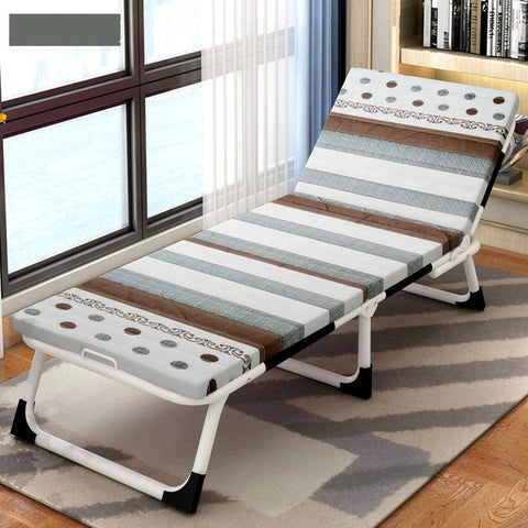 $834.37- Soft Comfortable Type Folding Bed Single Office Lunch Break Accompany Nap Bed Simple Household Sofa Bed