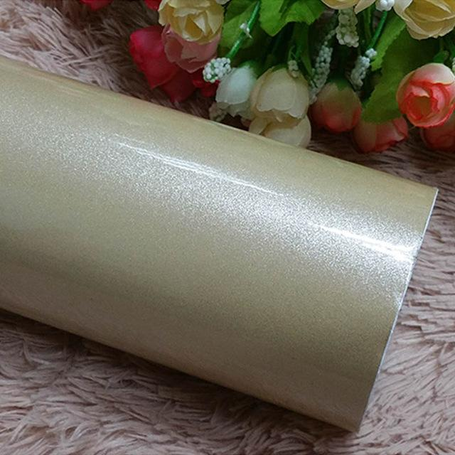 $23.35- 3M /5M New Waterproof Wall Paper Roll Self Adhensive Vinyl Wallpaper Kitchen Cabinet Wall Stickers Furniture Pvc Decorative Film