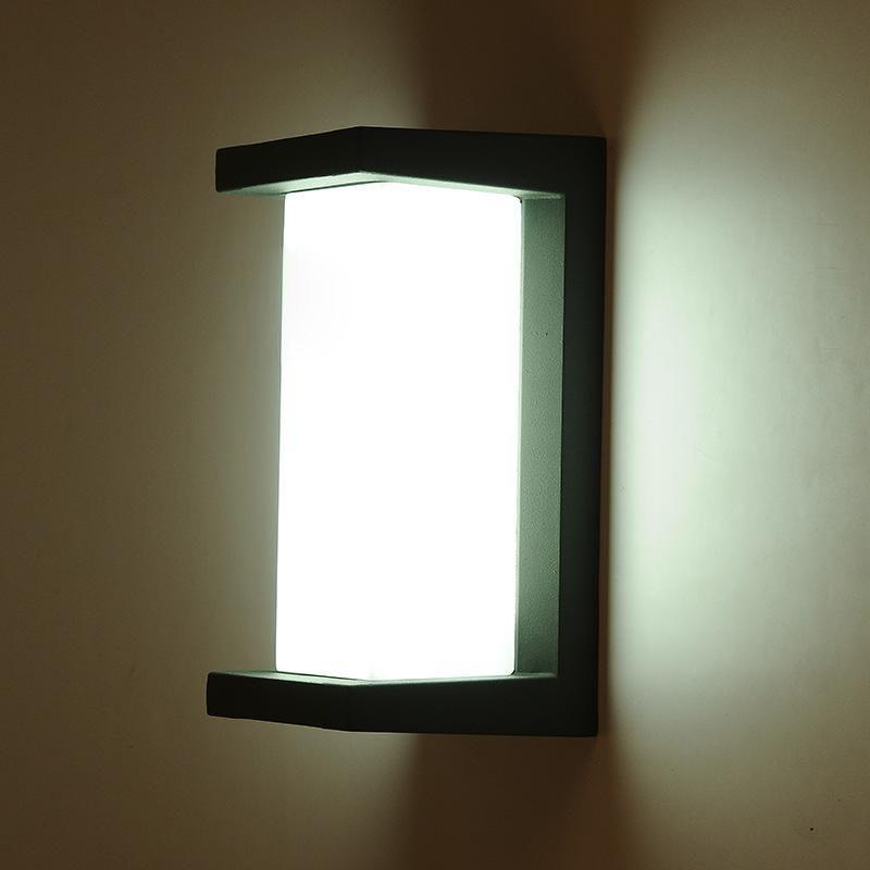 $326.35- Wall Light Outdoor Porch Light Waterproof Ip65 For Garden Decoration Bathroom Modern Wall Lamps W/ Led Bulbs1157