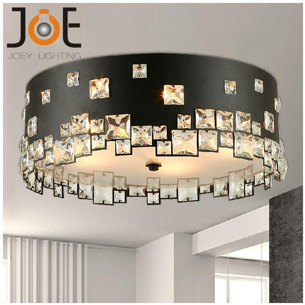 $241.93- Arrived Modern Led Ceiling Lights For Living Room Bedroom Crystal Light Fixtures Lamps Home Art Deco Lights 110V/220V Jd9119