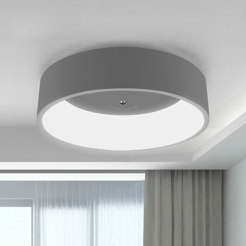 $413.18- Modern Led Ceiling Light For Living Room Bedroom Ring 450Mm AluminumAcryl High Brightness 27W Led Lamp Mount Lights