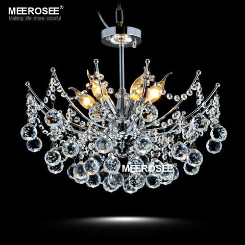 $248.92- Hot ing Crystal Chandelier Light Modern Lustres Suspendu Lamp For Living Dining Room Kitchen Crystal Lampadario Kronleuchter
