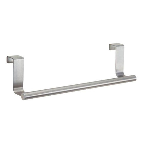 Aothpher Chrome 60Cm Wall-Mounted Bathroom Mirror Poish Towel Bars Towels Racks Stainless Single Towel Rack For Bathroom Kitchen