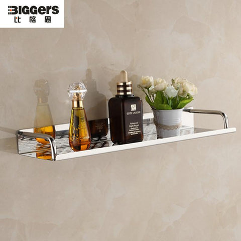 $19.07- HighQuality 304 Stainless Steel Kitchen Wall Shelf Bathroom Wall Shelf 20Cm 30Cm 40Cm 50Cm 60Cm Length
