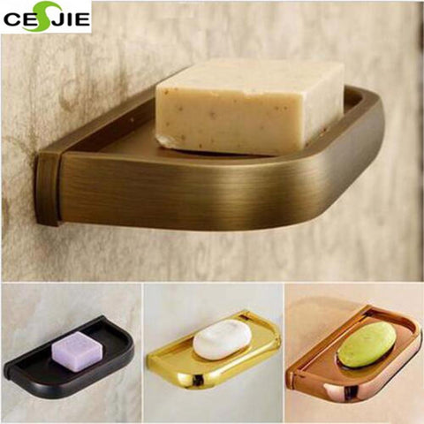 1 Pc Stainless Steel Back Bathroom Paper Towel Rack Spray Painting Door UType Double Hooks Toilte Products Hardware Accessory