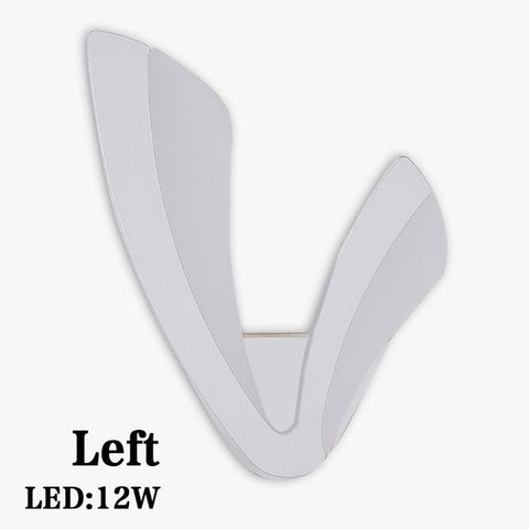 $69.28- Led Modern Wall Lamp Acrylic Sconce AC90260V Wandlamp For Bedroom Bathroom Applique Murale Luminaire Mirror Wall Light Fixtures