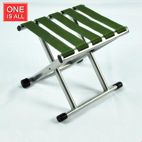 New Lightweight Foldable Laptop For Camping Stools Fishing Chair Picnic Beach Bath Barbecue W/ Bag Outdoor Portable Folding