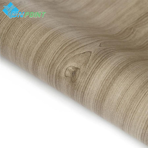 $25.00- 5Meter Self Adhesive Wood Wallpaper Furniture Renovation Stickers Bath Tile Waterproof Pvc Vinyl Wall Paper For Kitchen Bathroom