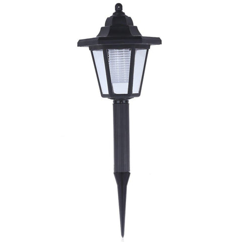 Solar Outdoor Light Led Path Light Hexagon Solar Powered Led Lawn Light Outdoor Landscape Lamp s