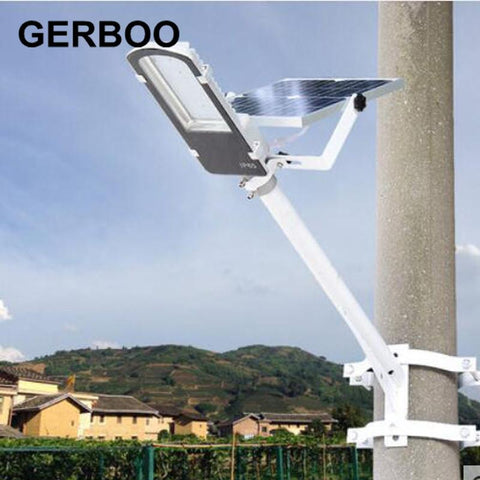 Solar Sun Lights Outdoor Solar Sun Powered Panel Led Street Lights Road Lamp Lampada Solar Sun Garden Emergency Lights