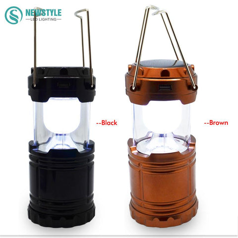 New 6Leds Led Solar Sun Light Rechargeable Hand Solar Sun Lamp Camping Lamp Lantern Ac110250V Tent Lights For Outdoor Lighting Hiking