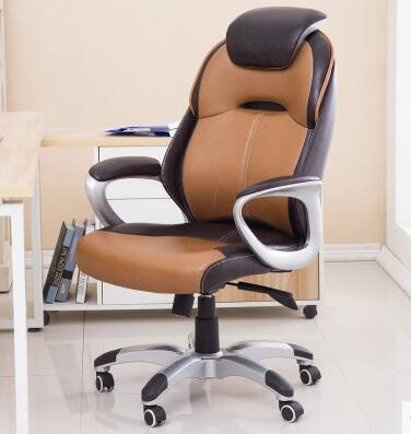 $1112.00- Office Computer Chair Household Boss Leather Chair Of Large Chair