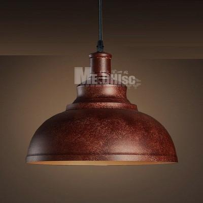 Lukloy Pendant Light Lamp Shade Retro Nordic Metal Home Industrial Lighting For Kitchen Island Dining Room Decoration