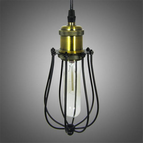 $33.16- Yzf E27 Designer Lights American Style Retro Industrial Wind Bar Counter European Stairs Creative Industry Grapefruit Chandelier