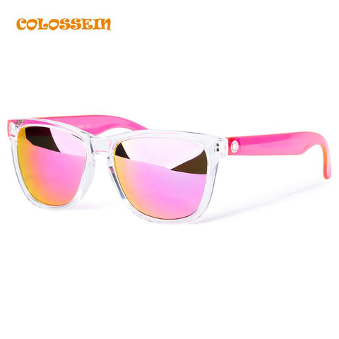 $12.64- Colossein Summer Sunglasses Women Cute Pink Holiday Necessary Protection Eyewear Gorgeous Plastic Adult Glasses New Trendy
