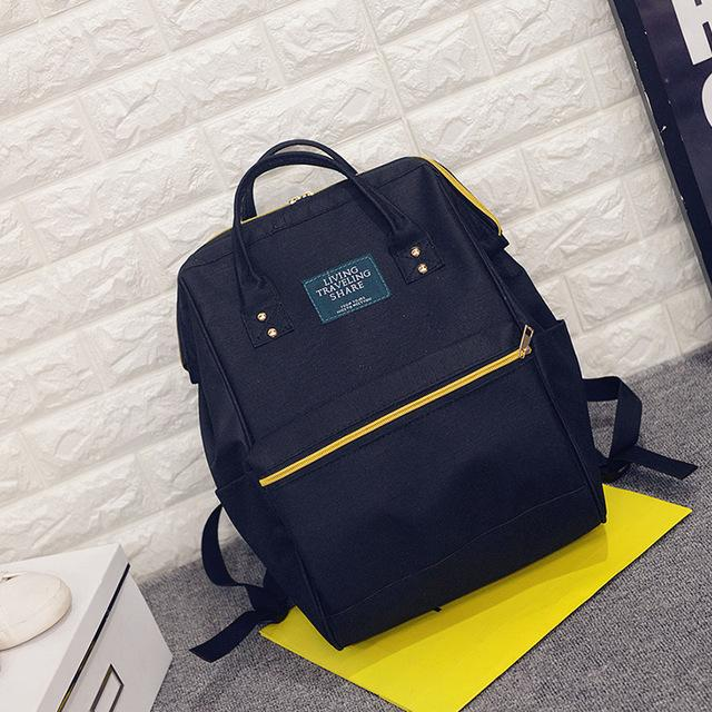 61be4633dd28  26.24- Chuwanglin Canvas Printing Backpack Women School Bag Teenage Girls  Cute Bookbag Vintage Laptop Backpacks