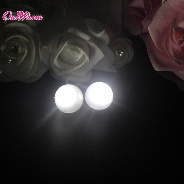 $52.29- 50Pcs/Lot Led Festival Party Lights Waterproof Led Berry Lights Fairy Glowing Berries Pearl Lamp For Wedding Lighting Decoration