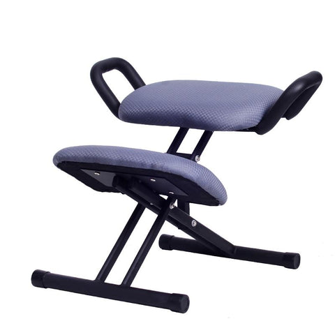 $176.04- Ergonomically Designed Kneeling Chair Stool W/Handle Height Adjust Office Knee Chair Ergonomic Correct Posture Chair Home Office