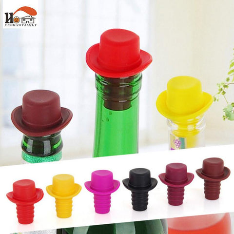 $2.01- Cushawfamily Nordic Kitchen&Bar Tools Wine Silicone Stoppers Preservation Beer Lid Beverage Closures Seasoning Bottle Stoppers