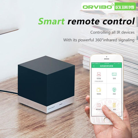 $40.84- Mllse Orvibo Smart Home Automation System Wifi Ir Remote Controller Switch Xiaofang Pk Allone Control By Ios roid Smart Phone