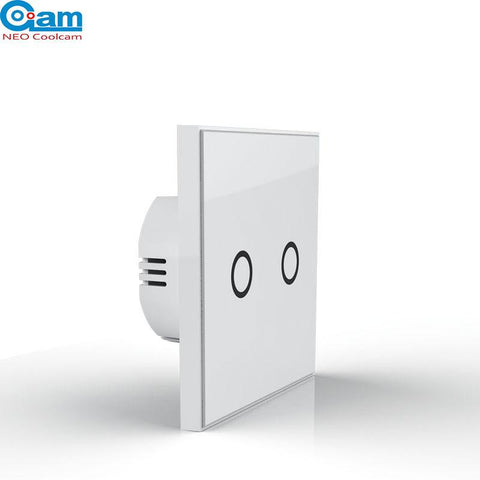 Smart Home Z-Wave Wall Light Switch Home Automation Z Wave Wireless Smart Remote Control Light Switch