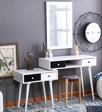 $1224.00- North European dressing table. Computer desk. Makeup desk