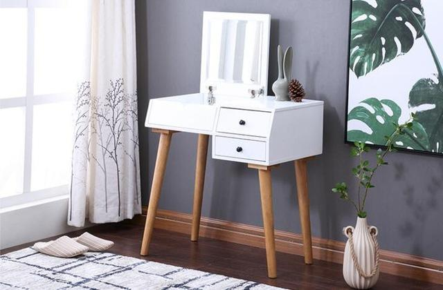 $1440.00- North European dressing table. Computer desk. Makeup desk