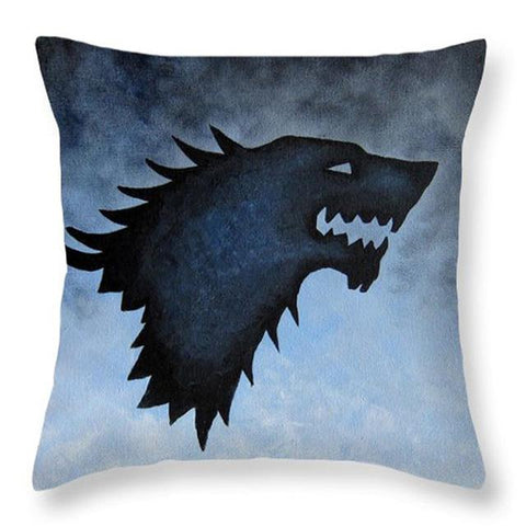$3.78- Nordic Christmas Hot Game Of Thrones Polyester Blend Sofa Bed Waist Cushion Cover Pillowcase Cover Home Decor 18X18