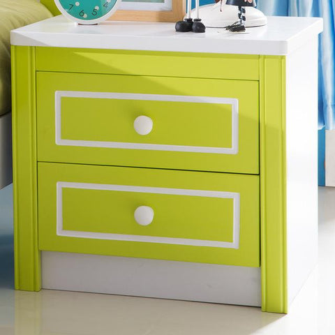 $405.59- Children'S Bedside Lockers Set Combination Cabinet.