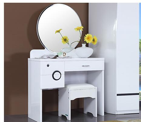 $1006.56- Bedroom furniture makeup stool. Dresser