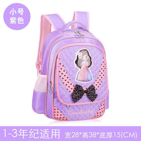 $47.16- Children School Bags Girls Orthopedic Schoolbag Backpack Kids Princess Primary School Backpack Set Kids Satchel Sac Enfant