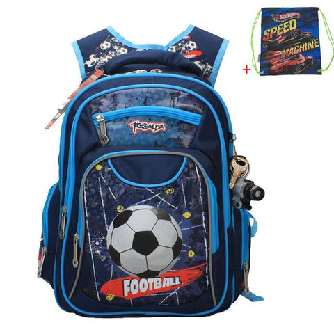 $60.90- Jasminestar Children School Bags For Teenagers Boy Large Capacity Orthopedic Kids Cartoon School Backpacks Schoolbags For Boys