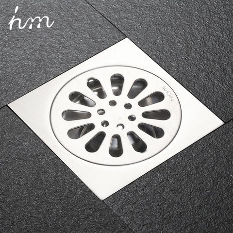 $27.70- Drains Floor Drain Linear Shower Floor Drains Bathroom Shower Drain Cover Stainless Steel SUS304 Kitchen Filter Strainer Drainer