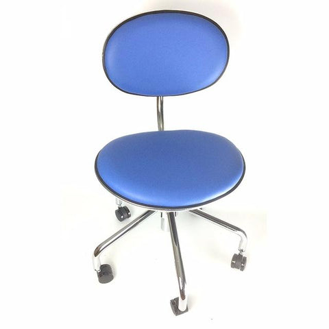 $112.18- Swivel Task Office Chair Stool For Bar Makeup Store Beauty Salon Reception Barber Shop Portable Furniture For Mini Small Space