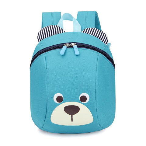 $13.81- Factory AntiLost Kids Cute Cartoon Animal Children School Backpack Bags Toddler Kindergarten Baby Mochila Escolar School Bags