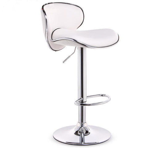 $1062.40- 4 pieces for a lot Adjust Height Swivel Bar Stool Dining Chairs