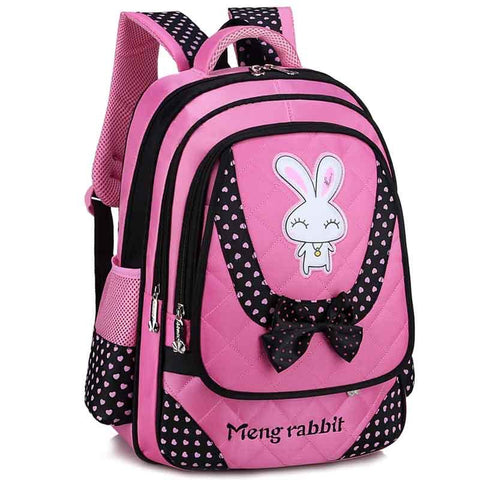 $32.27- From Russia Girl'S School Bags Backpacks Children Schoolbags For Girl Backpack Kids Book School Bags Factory Price School Bag