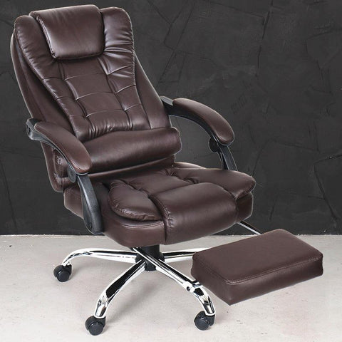 $755.88- High Quality Ergonomic Executive Office Chair Swivel Lifting Computer Chair Footrest Leisure Lying Thickened Cushion Cadeira