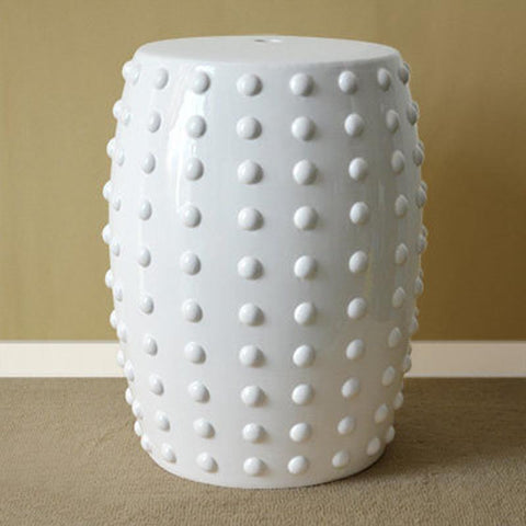 High Quality Ceramic Stool For Living Room Shopping Mall