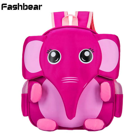 36T Elephant Pokemon Children Bag Cartable Enfant Kindergarten School Bag For Girls Waterproof Orthopedic Backpack For Boys