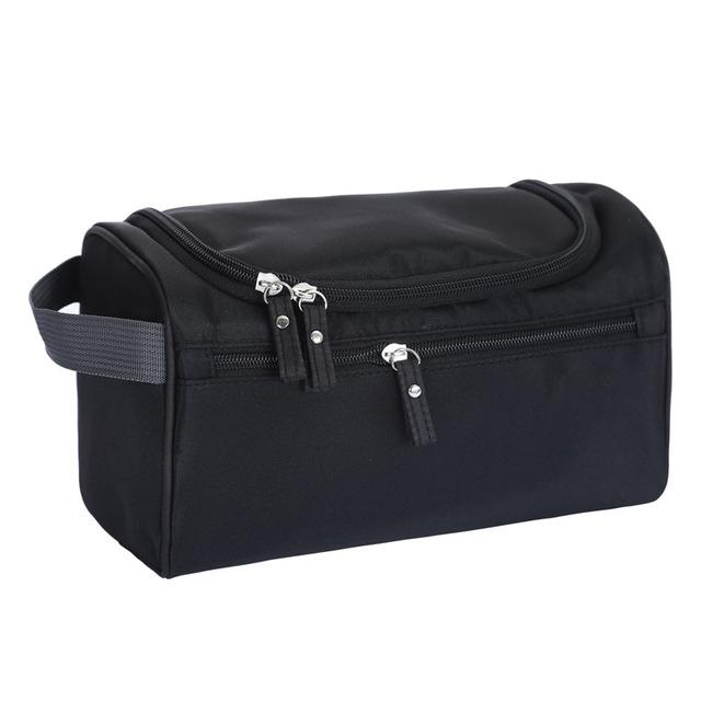 $14.56- Newest High Quality Portable Large Capacity Waterproof Man Travel Wash Bag Cosmetic Bag Men'S Bath Make Up Bag Toiletry Bag