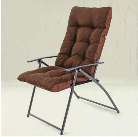 $469.70- Soft Comfortable Single Lazy Sofa Folding Chair Office Computer Chair Outdoor Leisure Chair Large Bearing Capacity Cadeira