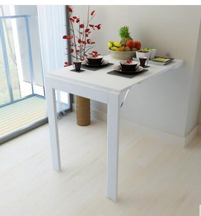 $368.28- Folding Table European Style. Wall Table. Small Family Wall Desk. Computer Desk. Office Wall Table.