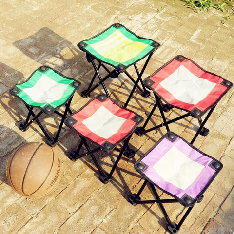 New Arrival Special Offer Metal Cadeira Dobravel Silla Plegable Portable Folding Chair Stool Outdoor Mazha Beach Chairs