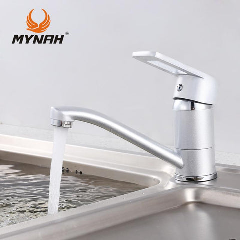 $42.17- MYNAH Russia Hot Pull Out Polished Chrome Kitchen Sink Basin Mix Tap Faucet kitchen faucet mixer kitchen tap