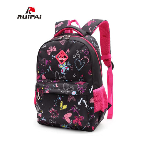 $34.85- Ruipai Kids School Bags Children Backpacks Girls Boys Backpack Schoolbag Mochila Bookbag Big Small Size Kids Baby Bags